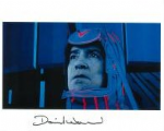 David Warner - Star Trek, Genuine Signed Autograph 10x8,  5559